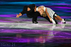 Figure skating - Benjamin Agosto and Tanith Belbin - USA (Nino H) Tags: usa lake ny ice sport dance place 1st skating center agosto skate figure benjamin olympic placid patinage tanith belbin artisitique cancernet