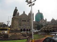 Chhatrapati Shivaji Terminus (Victoria)