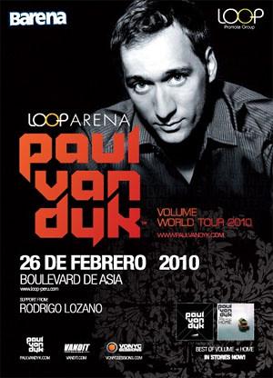 Paul Van Dyk - Boulevard de Asia