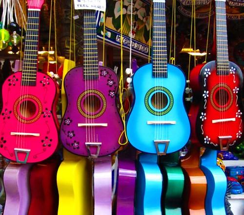 Baby Guitars