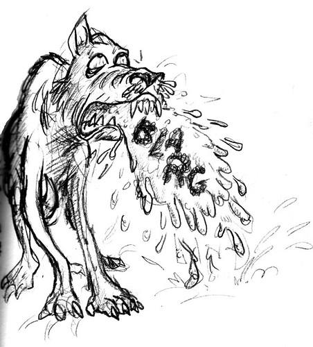 wolfpuke