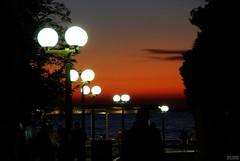 Anoitecer . Nightfall (selenis) Tags: nikon croatia 2008 dubrovnik anoitecer nightfall hrvatska crocia 18200vr d80