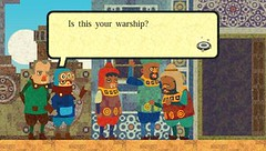 Patchwork Heroes screenshot New 5