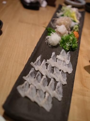sashimi march