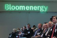 Bloom Energy launch