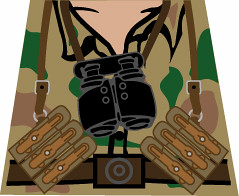 Soldier Decal.