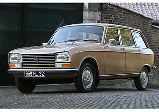 Peugeot 304 Break 1971
