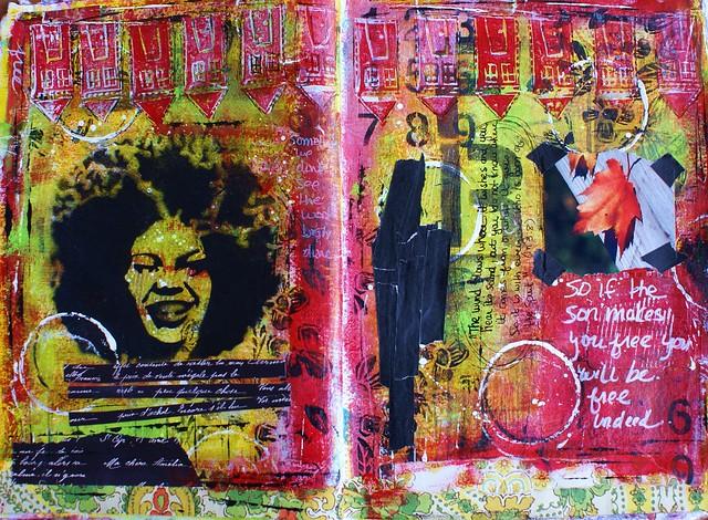 large visual journal