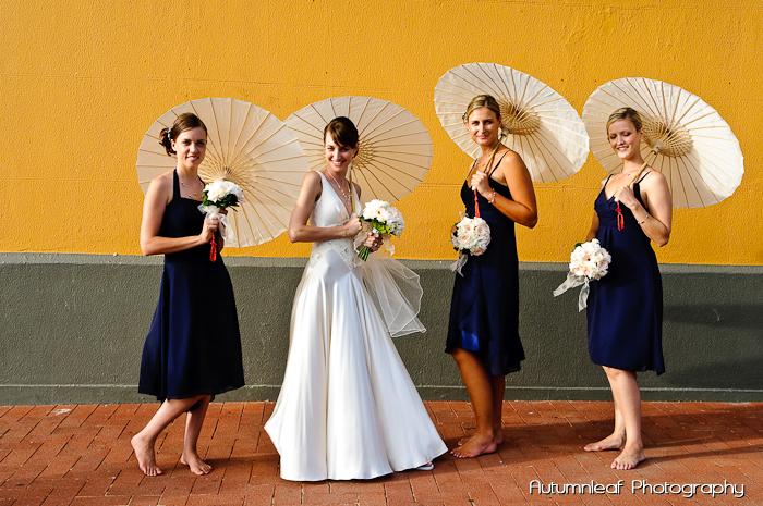 Frances & Bradley's Wedding - The ladies