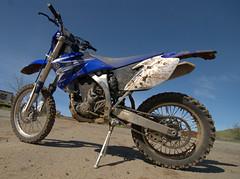 Yamaha 2009 WR450F (buffalo_jbs01) Tags: metcalf yamaha d200 motocross mx sbr wr450f