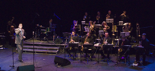 The Ryan Quigley Big Band & Justin Currie