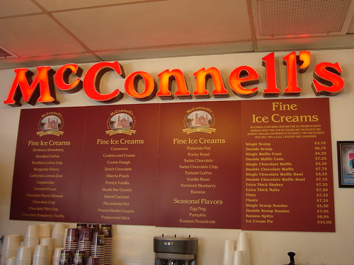 McConnell's, Santa Barbara
