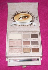too faced natural eye kit inside