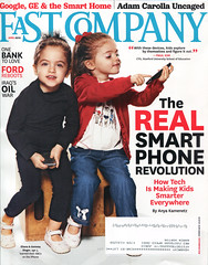 Fast Company magazine cover: April 2010