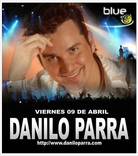 Danilo Parra - Blue Session