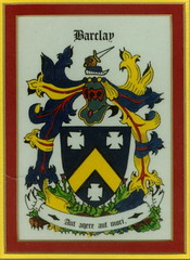 Barclay Coat of Arms