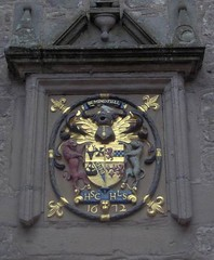 Cawdor Castle - Coat of arms
