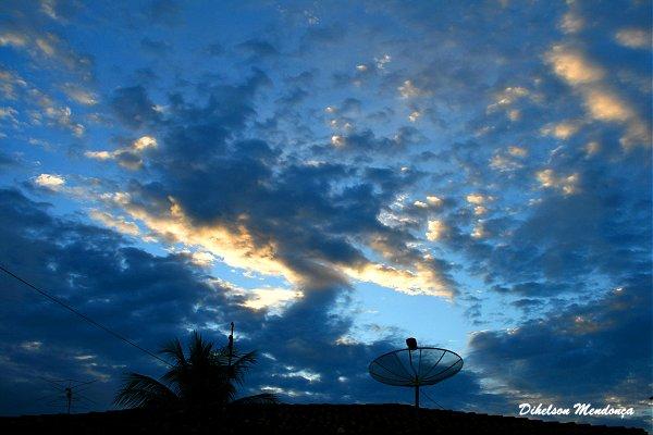 Céu do Crato - 28 de Março de 2010