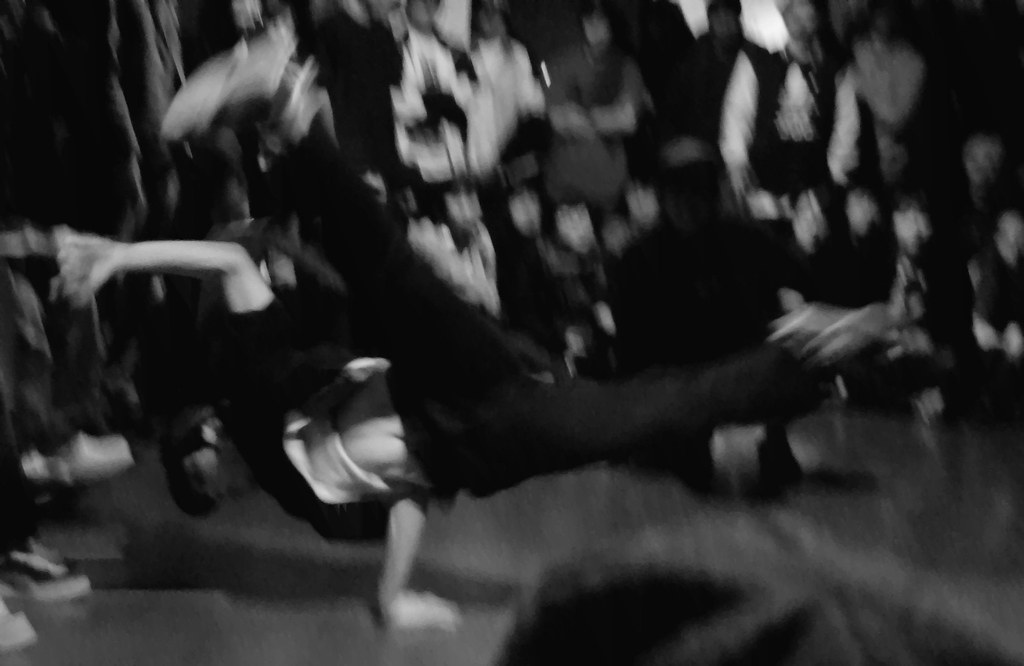 horizontal kick