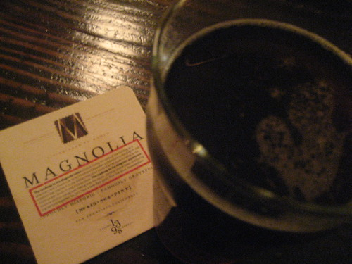 Blue Bell Bitter at Magnolia Pub and Brewery