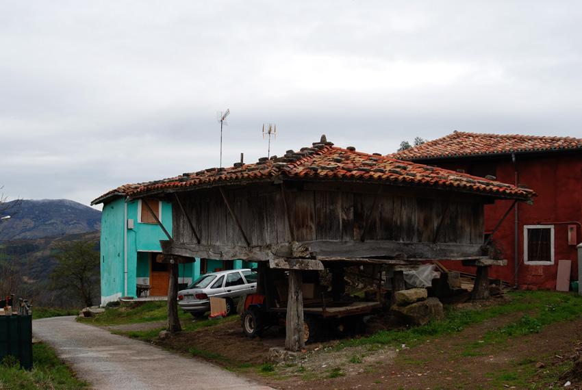 Hórreo casa Soledaina
