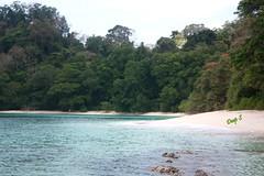 Our own private beach :) (keedap) Tags: india beach asia honeymoon deepak deep x virgin kanu havelock andaman sharma keerti besr radhanagar
