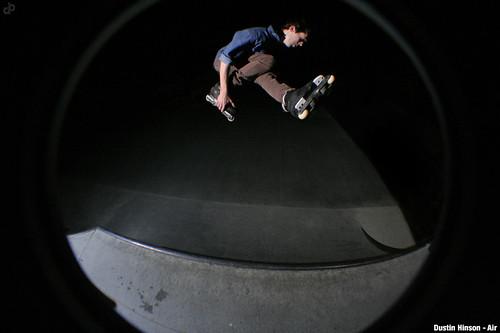 Dustin Hinson