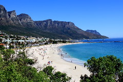 The infamous Camps Bay (Island Chic) Tags: world life africa city travel summer vacation sun slr cup nature canon island town football african fifa soccer south mother capetown cape sa chic dslr 2010 afrique jhb 500d 550d islandchic johannedburg