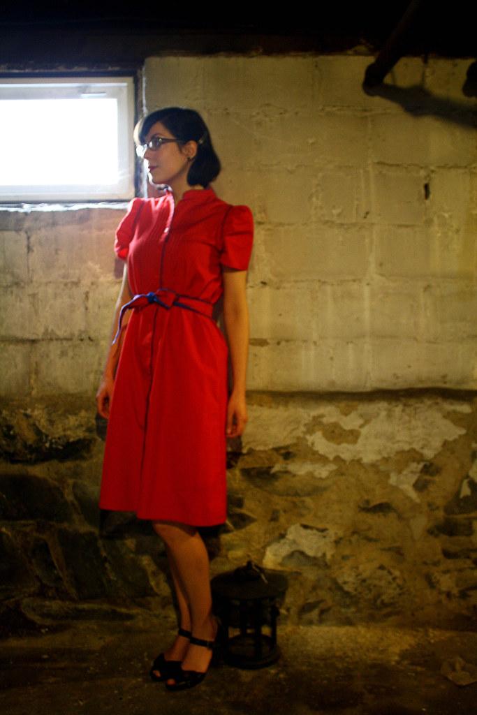 pred dress