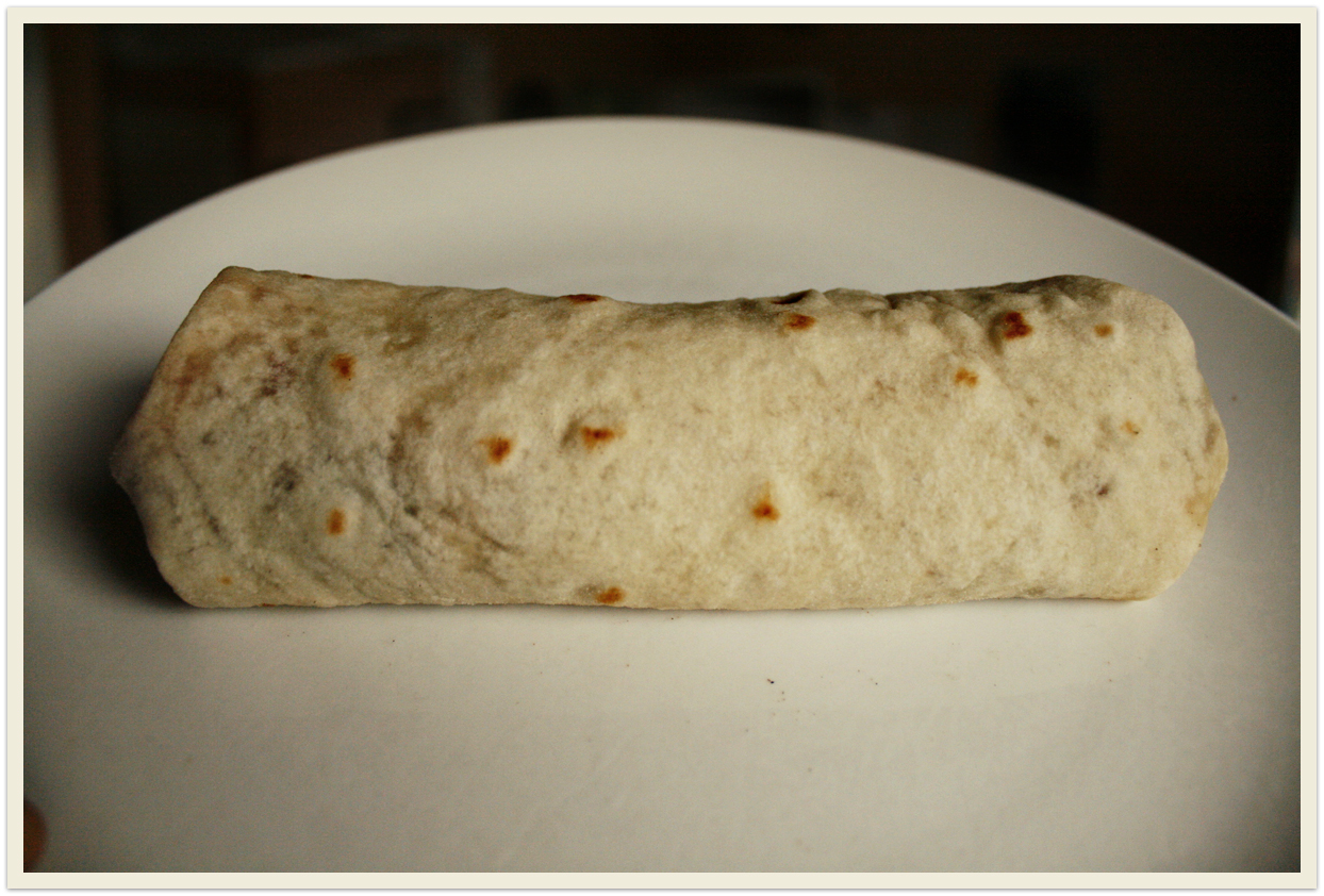 DIY Frozen Burritos