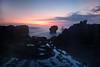 Last lights - Mengening beach (djsitaun) Tags: bali beach indonesia sand rocks wave 5dmarkii mengeningbeach