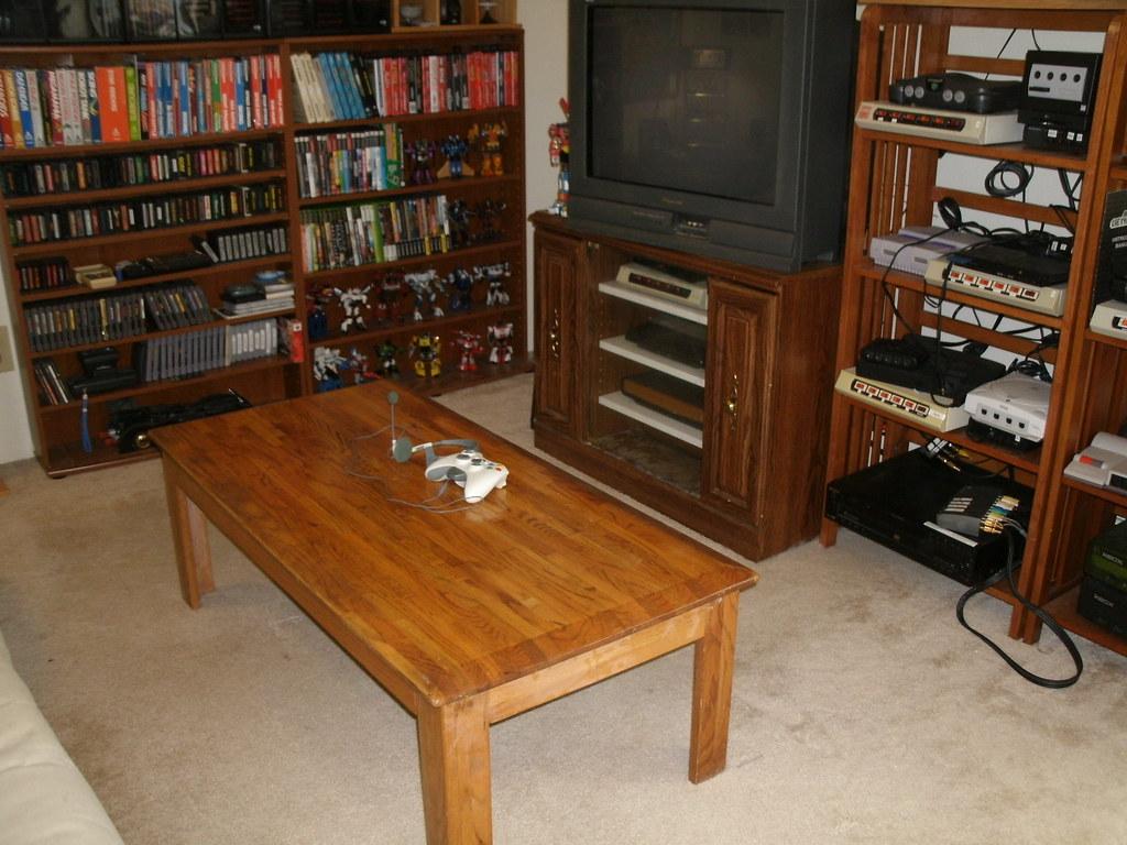 Coffee Table Angle 2