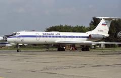 RA-65932 - Moscow Zhukovsky (ZHU) 17.08.2001 (Jakob_DK) Tags: 2001 maks2001 gromov gromovair zia uubw moscow moscowzhukovsky tupolev tupolev134 tupolev134a tupolev134a3 tu134 tu134a tu134a3 crusty