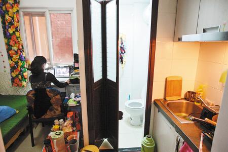 一个西安女孩在13平米房子里的真实生活照