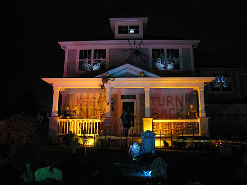 Gallery of Ghoulish Homes Tour