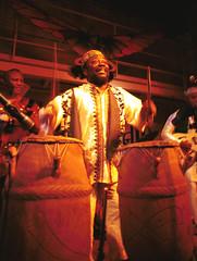 Osibisa African Band from Ghana at the Jazz Cafe London Aug 27 1999 002 (photographer695) Tags: osibisa ghana world african music jazz cafe london aug 1999 band from 27
