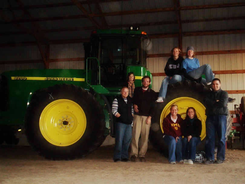 Tractor Group Picture