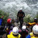 """White Salmon River rescue training <a style=""""margin-left:10px; font-size:0.8em;"""" href=""""http://www.flickr.com/photos/25543971@N05/4053182055/"""" target=""""_blank"""">@flickr</a>"""
