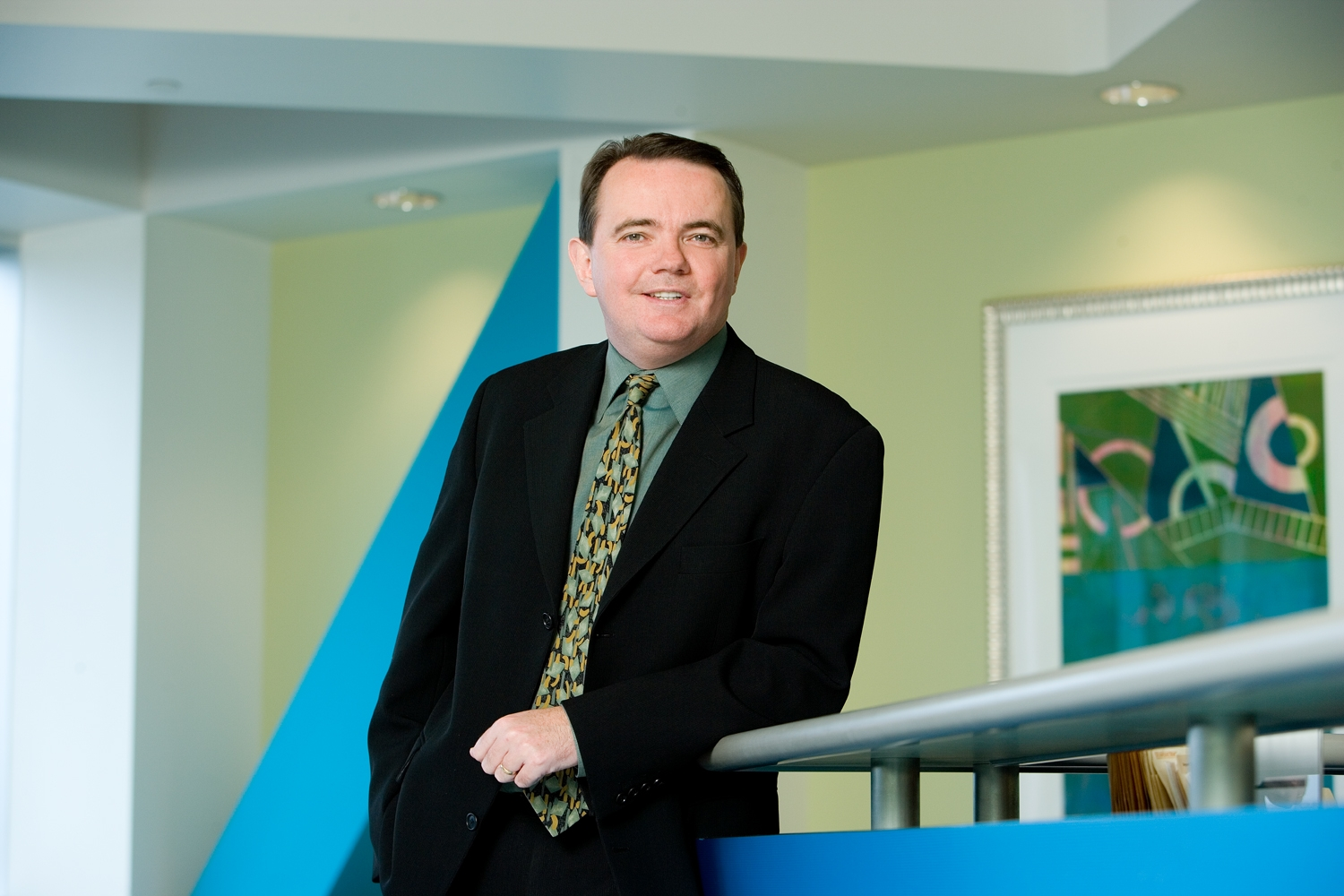 Barry O\'Sullivan (Senior Vice President, Voice Technology Group)