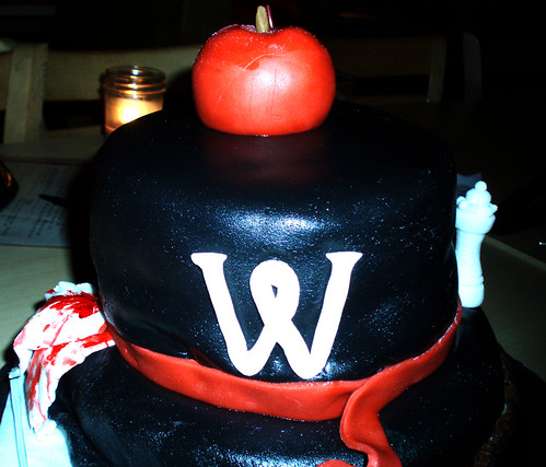 Twilght cake