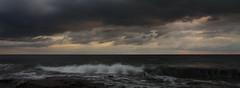 Depot Beach Wave (south*swell) Tags: ocean sea cloud water sunrise wave australia nsw depotbeach murramarang canon1022mm rockplatform murramarangnationalpark