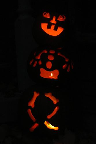 Scary Pumpkin Dude