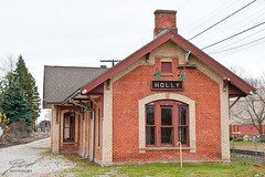 The Holly Union Depot