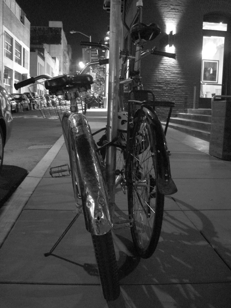 Bike date.