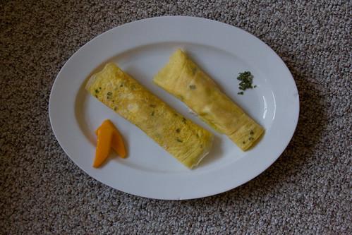 egg crepes