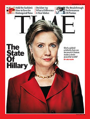 TIME - The State of Hillary (dmrcscott) Tags: magazine time clinton cover hillaryclinton timemagazine