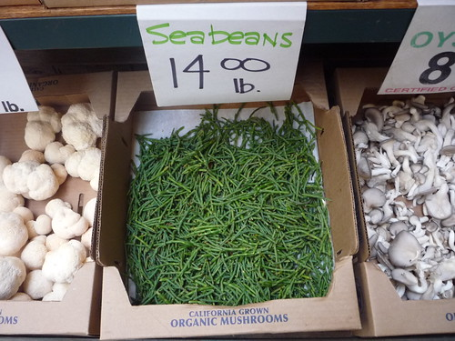 samphire sea beans