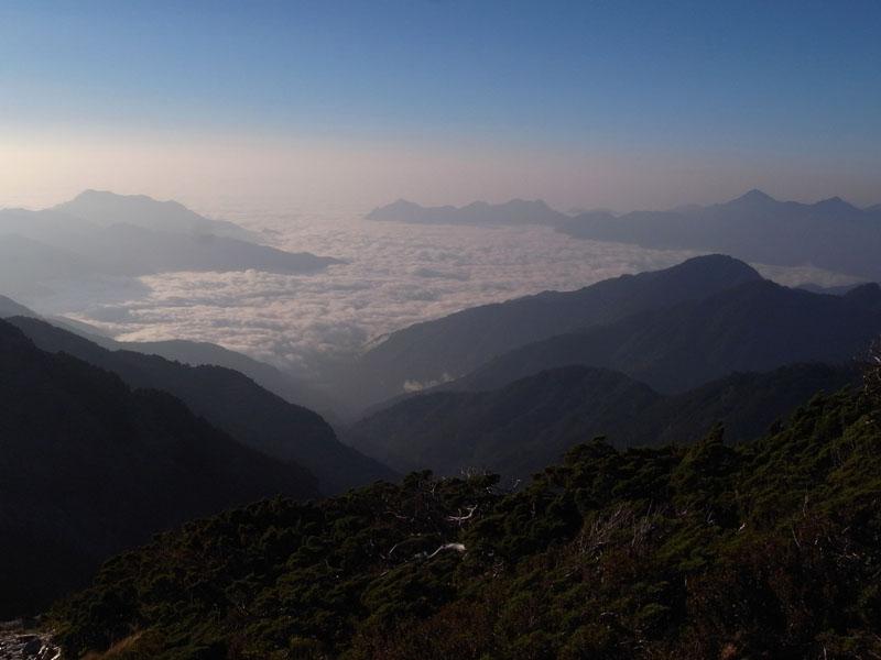大-清晨的雲海