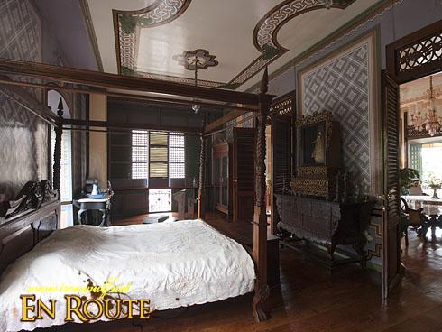 Villavicencio House Master Bedroom