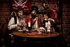 Kaptein Rødskjegg, Kalle Kanon and Jern-Harry (Glenn Meling) Tags: canon moss pirates bees alien pirate crow kaptein strobist rødskjegg kapteinrødskjegg wwwmyspacecomkapteinrodskjegg wwwkapteinrødskjeggcom wwwkapteinrodskjeggcom
